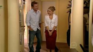 Oliver Barnes, Elle Robinson in Neighbours Episode 5205