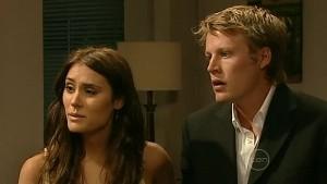 Carmella Cammeniti, Oliver Barnes in Neighbours Episode 5215