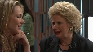 Steph Scully, Valda Sheergold in Neighbours Episode 5306