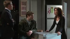Oliver Barnes, Declan Napier, Rebecca Napier in Neighbours Episode 5311
