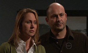 Miranda Parker, Steve Parker in Neighbours Episode 5313