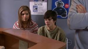 Zeke Kinski, Rachel Kinski in Neighbours Episode 5315