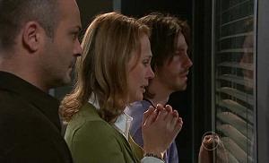 Steve Parker, Miranda Parker, Riley Parker in Neighbours Episode 5317