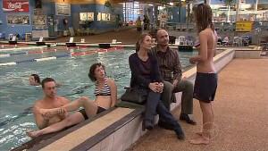 Bridget Parker, Miranda Parker, Steve Parker, Rachel Kinski in Neighbours Episode 5325