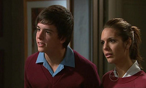 Zeke Kinski, Rachel Kinski in Neighbours Episode 5326