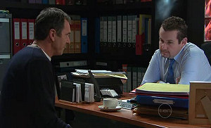 Karl Kennedy, Toadie Rebecchi in Neighbours Episode 5326