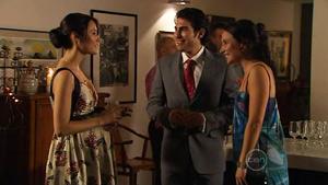 Carmella Cammeniti, Marco Silvani, Mia Silvani in Neighbours Episode 5355