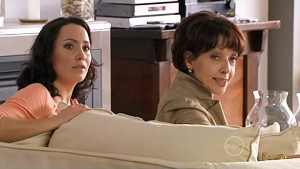 Mia Silvani, Patrizia Silvani in Neighbours Episode 5355