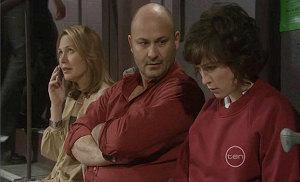 Miranda Parker, Steve Parker, Bridget Parker in Neighbours Episode 5379