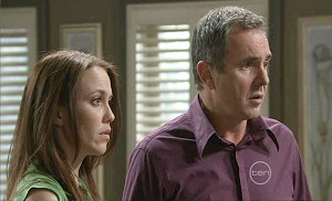 Libby Kennedy, Karl Kennedy in Neighbours Episode 5382
