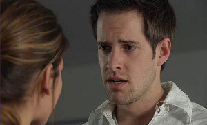Rachel Kinski, Angus Henderson in Neighbours Episode 5383