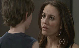 Ben Kirk, Libby Kennedy in Neighbours Episode 5383