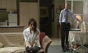 Carmella Cammeniti, Oliver Barnes in Neighbours Episode 5384