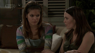 Rachel Kinski, Libby Kennedy in Neighbours Episode 5393