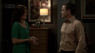 Rebecca Napier, Paul Robinson in Neighbours Episode 5394