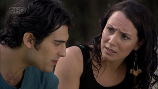 Marco Silvani, Mia Silvani in Neighbours Episode 5395