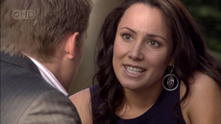 Mia Silvani, Oliver Barnes in Neighbours Episode 5395