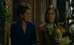 Susan Kennedy, Rachel Kinski, Audrey in Neighbours Episode 5399