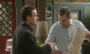 Paul Robinson, Karl Kennedy in Neighbours Episode 5399