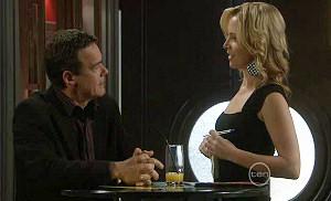 Paul Robinson, Kirsten Gannon in Neighbours Episode 5399
