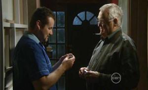 Toadie Rebecchi, Harold Bishop in Neighbours Episode 5399
