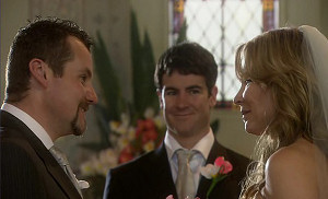 Toadie Rebecchi, Steph Scully, Frazer Yeats in Neighbours Episode 5401