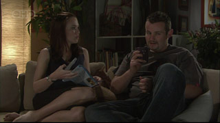 Libby Kennedy, Toadie Rebecchi in Neighbours Episode 5403