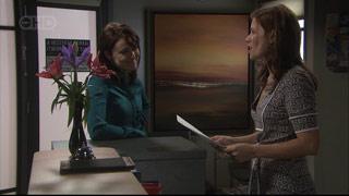 Rosie Cammeniti, Rebecca Napier in Neighbours Episode 5403