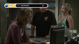 Miranda Parker, Steph Scully, Toadie Rebecchi in Neighbours Episode 5403