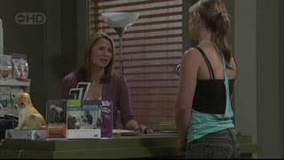 Miranda Parker, Steph Scully in Neighbours Episode 5403