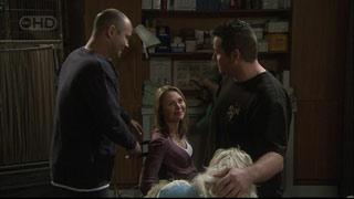 Steve Parker, Miranda Parker, Bob, Toadie Rebecchi in Neighbours Episode 5403
