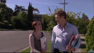 Libby Kennedy, Dan Fitzgerald in Neighbours Episode 5404
