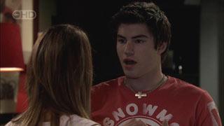 Declan Napier in Neighbours Episode 5405