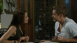 Libby Kennedy, Dan Fitzgerald in Neighbours Episode 5413