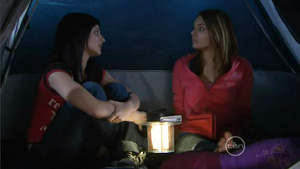 Taylah Jordan, Rachel Kinski in Neighbours Episode 5413