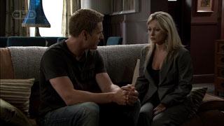 Dan Fitzgerald, Samantha Fitzgerald in Neighbours Episode 5416