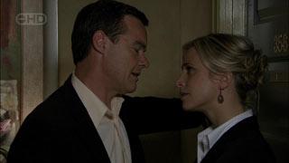 Paul Robinson, Kirsten Gannon in Neighbours Episode 5416
