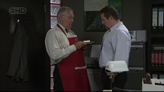 Harold Bishop, Toadie Rebecchi in Neighbours Episode 5419
