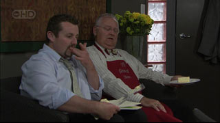 Toadie Rebecchi, Harold Bishop in Neighbours Episode 5419