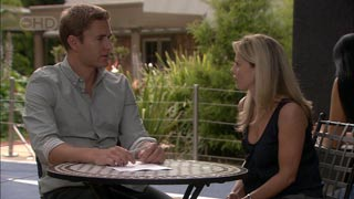 Dan Fitzgerald, Samantha Fitzgerald in Neighbours Episode 5421