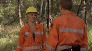 Steph Scully, Dan Fitzgerald in Neighbours Episode 5421