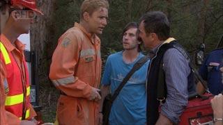 Dan Fitzgerald, Riley Parker, Karl Kennedy in Neighbours Episode 5423