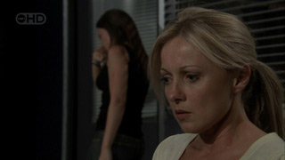 Libby Kennedy, Samantha Fitzgerald in Neighbours Episode 5424