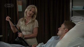 Samantha Fitzgerald, Dan Fitzgerald in Neighbours Episode 5424