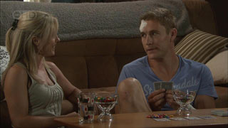 Samantha Fitzgerald, Dan Fitzgerald in Neighbours Episode 5427