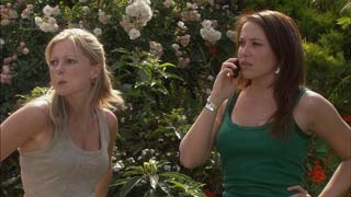 Samantha Fitzgerald, Libby Kennedy in Neighbours Episode 5427