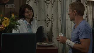 Rosie Cammeniti, Dan Fitzgerald in Neighbours Episode 5428