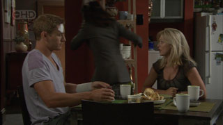 Dan Fitzgerald, Samantha Fitzgerald in Neighbours Episode 5428