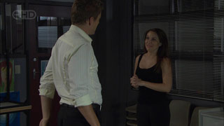 Dan Fitzgerald, Libby Kennedy in Neighbours Episode 5442