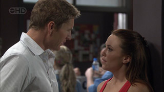 Dan Fitzgerald, Libby Kennedy in Neighbours Episode 5443